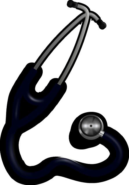 stethoscope-147700_640 pixabay